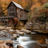 Glade Creek Grist Mill 3