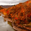 View of Gauley River, WVA