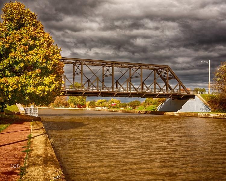 Erie Canal, Medina, NY