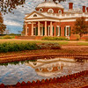 Fish Pond at Monticello, VA