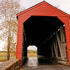 Another covered bridge near Thurmont, MD