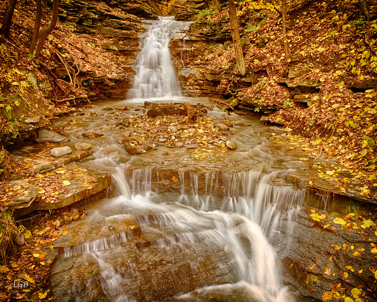 Mountain Stream, Letchworh State Park, NY