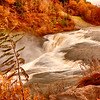 Upper Falls, Letchworth State Park, NY