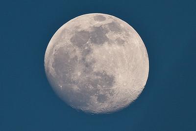 December Blue Moon