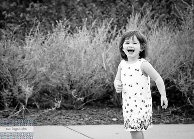 Happy Walk bw crop (1 of 1)
