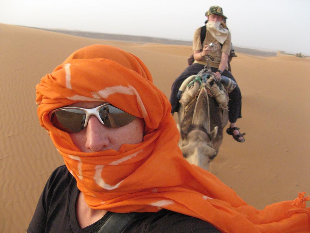 Finding my inner nomad...Sahara Desert