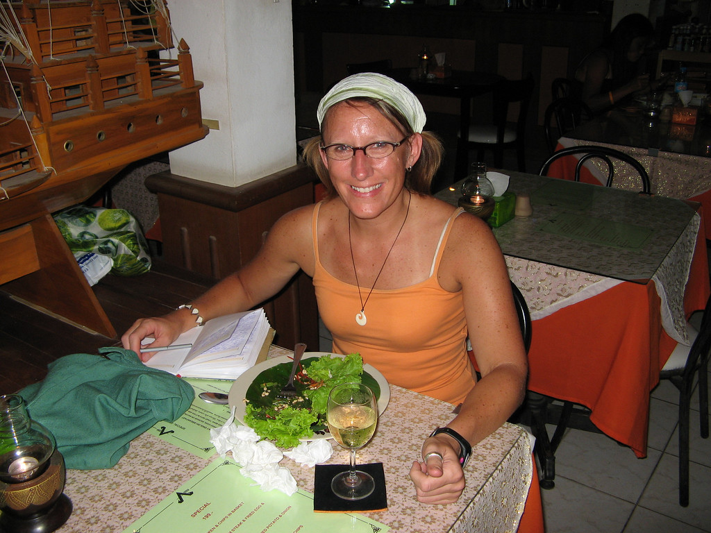 Yup - that's right, I'm a solo traveler and proud of it!  Thailand