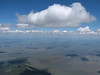 looking east from 12,000'