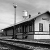 Pinewood, SC, Railroad Station