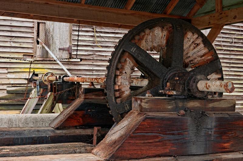 Boykin Mill - Millworks