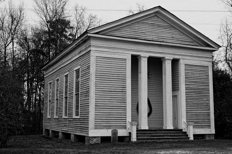 Swift Creek Church - 1782 - Boykin, SC