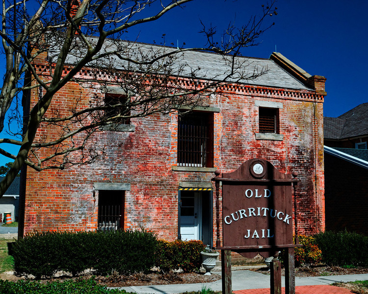 Old Currituck Jail
