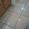 Grout in and sealed Just need to get the Baseboards on and put the toilet back in