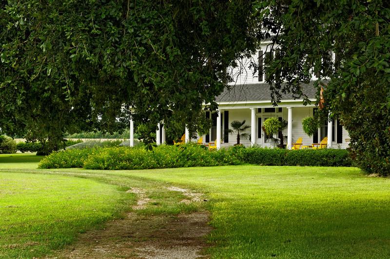 Flowers' Farm Main House