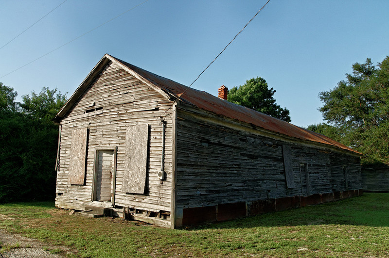 Bartow -  Plantation Company Store where workers spent their money on payday.