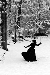 A Victorian Snow Day:  Series Two-  Image 3