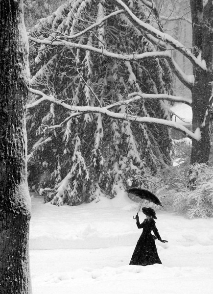 A Victorian Snow Day