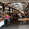 The French Market of New Orleans