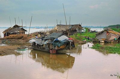A day in Phnom Penh