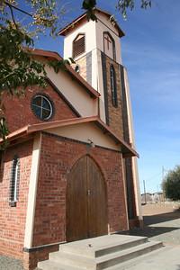 Uganda Martyrs parish near De Aar.