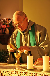 Fr. John Strittmatter, an American who has been serving in South Africa for much of his life.