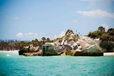 Egmont Key near Anna Maria Island.