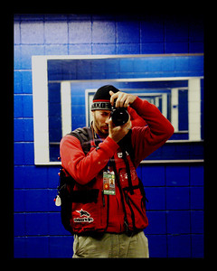 Me shooting the toyota arena x in Albany NY
