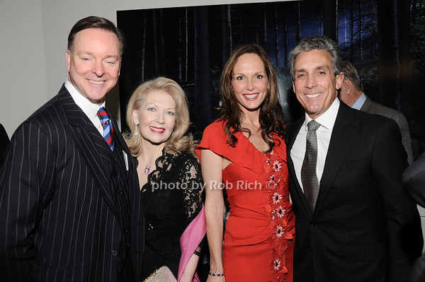 Randy Jones, Connie Jones, Clo Cohen, Charles Cohen<br /> photo by Rob Rich © 2010 robwayne1@aol.com 516-676-3939