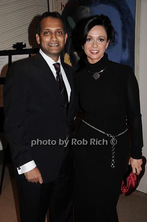 Ravi Kumar, Marina Makanova<br /> photo by Rob Rich © 2010 robwayne1@aol.com 516-676-3939