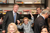 Frank Burch, Dr.Ruth Westheimer, Charles Cohen<br /> photo by Rob Rich © 2010 robwayne1@aol.com 516-676-3939