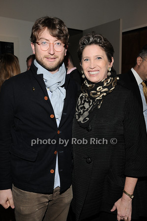 Carlton deWoody, Beth Rudin deWoody<br /> photo by Rob Rich © 2010 robwayne1@aol.com 516-676-3939