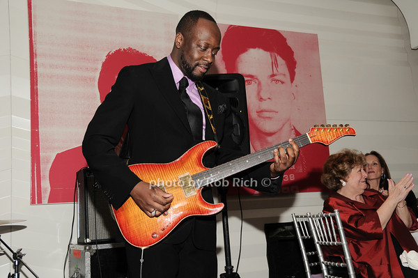 Wyclef Jean <br /> photo by Rob Rich © 2010 robwayne1@aol.com 516-676-3939