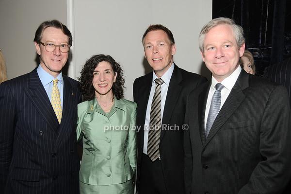 Dereck Benham, Joan Benham, Tormod Thomsen, Craig Andrew<br /> photo by Rob Rich © 2010 robwayne1@aol.com 516-676-3939