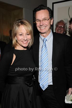 Lisa Dennison, Rod Waywell<br /> photo by Rob Rich © 2010 robwayne1@aol.com 516-676-3939