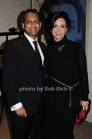 Ravi Kumar, Marina Makanova<br /> photo by Rob Rich © 2010 robwayne1@aol.com 516-676-3939