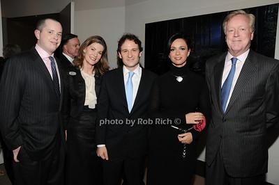 Michael Burch, Kari Piedemann, David Hryck, Marina Makanova, Frank Burch photo by Rob Rich © 2010 robwayne1@aol.com 516-676-3939