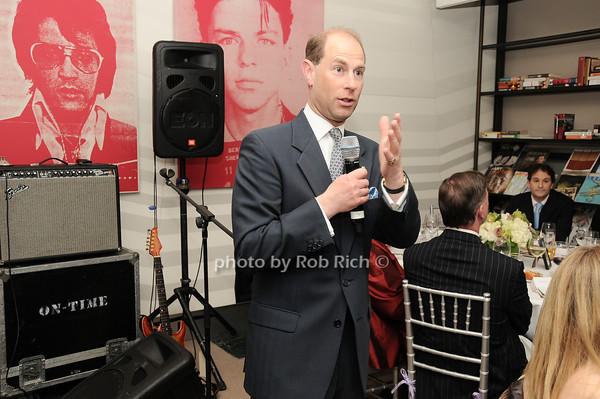 HRH The Prince Edward, Earl of Wessex <br /> photo by Rob Rich © 2010 robwayne1@aol.com 516-676-3939