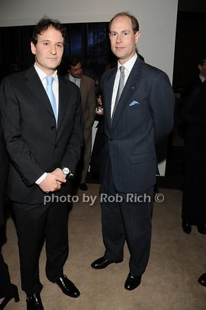 David Hryck, HRH The Prince Edward, Earl of Wessex<br /> photo by Rob Rich © 2010 robwayne1@aol.com 516-676-3939