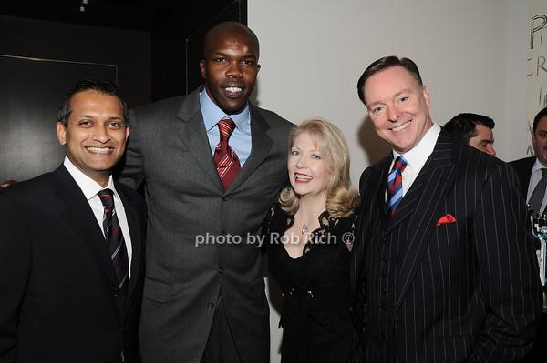 Ravi Kumar, Eric Williams, Connie Jones, Randy Jones<br /> photo by Rob Rich © 2010 robwayne1@aol.com 516-676-3939