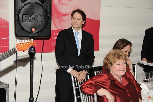 David Hryck, Catherine Saxton<br /> photo by Rob Rich © 2010 robwayne1@aol.com 516-676-3939