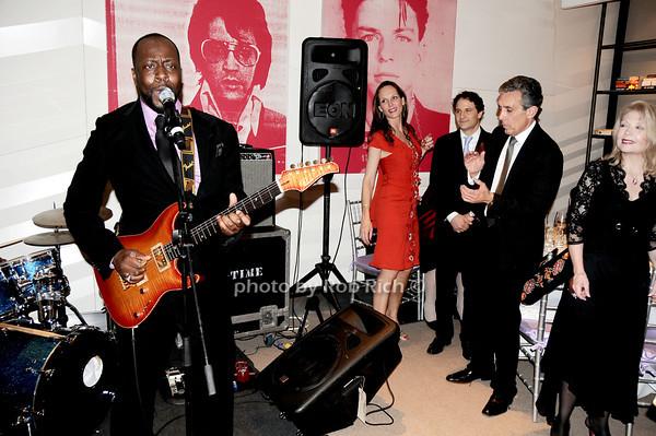 Wyclef Jean  <br /> photo by Rob Rich © 2010 robwayne1@aol.com 516-676-3939