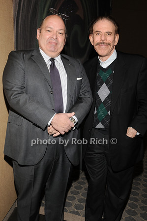 Juan Carlos Brandt, Peter Max<br /> photo by Rob Rich © 2010 robwayne1@aol.com 516-676-3939