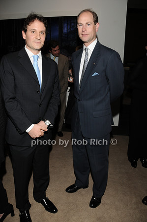 David Hryck, HRH The Prince Edward, Earl of Wessex<br /> photo by Rob Rich © 2010 robwayne1@aol.com 516-676-3939