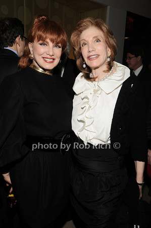 Georgette Mossbacher, Elizabeth Kabler<br /> photo by Rob Rich © 2010 robwayne1@aol.com 516-676-3939