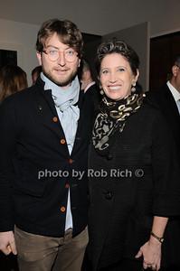 Carlton deWoody, Beth Rudin deWoody photo by Rob Rich © 2010 robwayne1@aol.com 516-676-3939