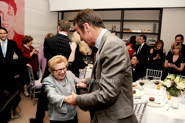 Dr.Ruth Westheimer, Colin Cowie