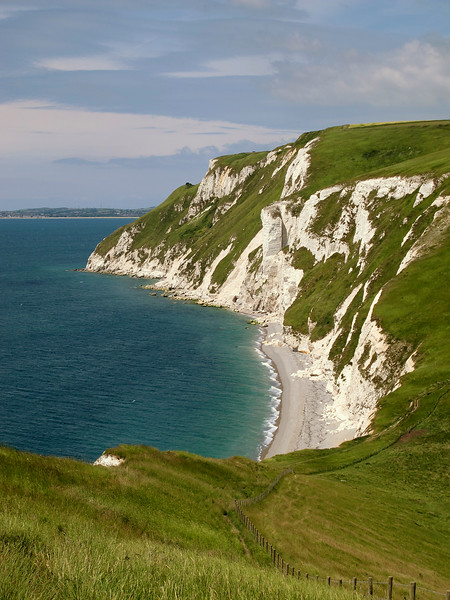From Middle Bottom towards White Nothe.