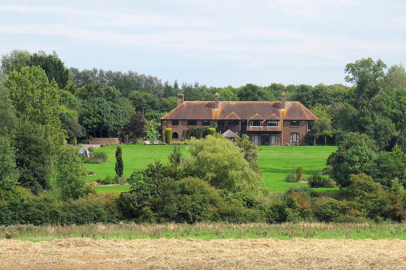 A quaint little farmhouse at Woodlands Manor.