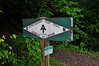 "We begin this great photo album at the entrance to the famous ""Appalachian Trail""."