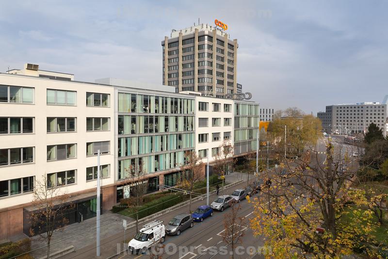 Basel - Thiersteinerallee